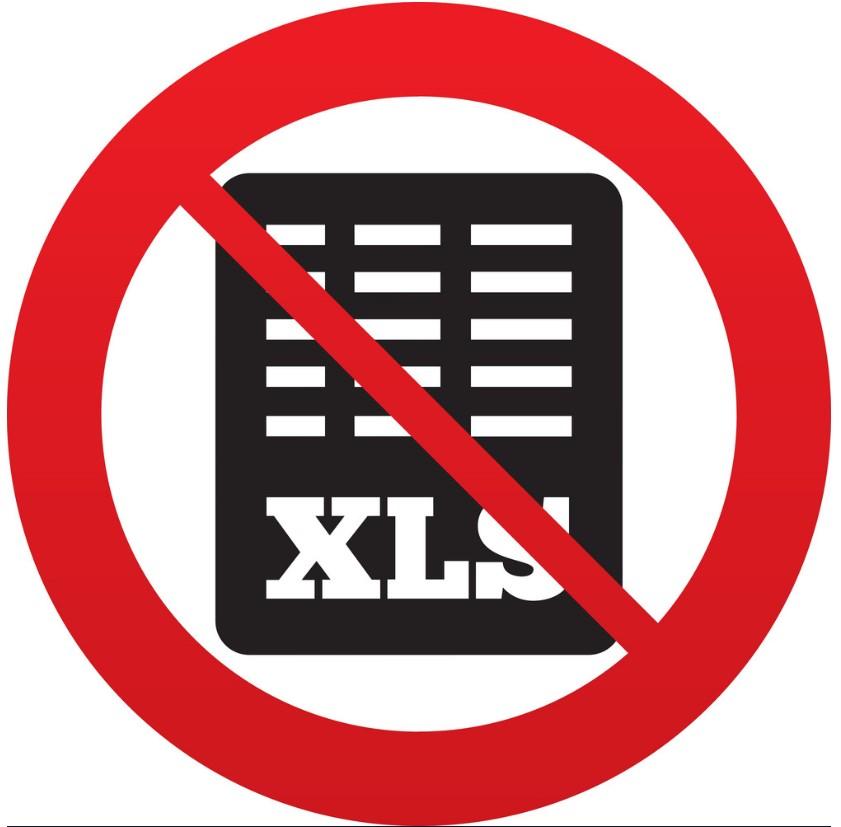 Excel versus CRM Software